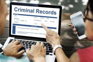 Criminal Records Insurance Form