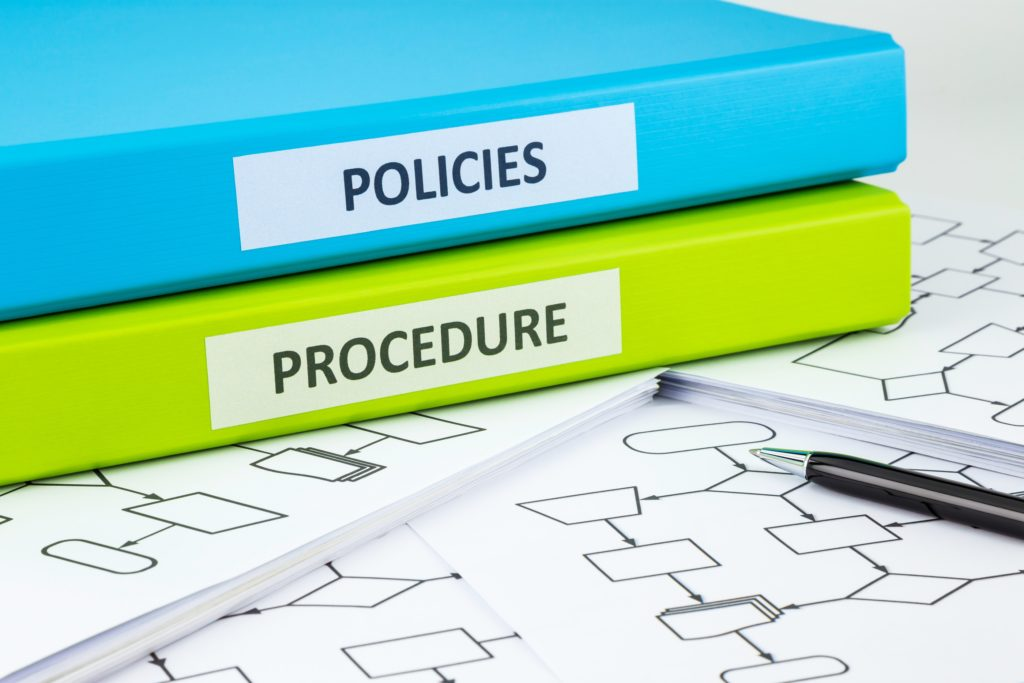 Company Policies And Procedures